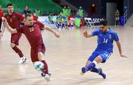 """National futsal team gains another victory <span class=""""color_red"""">[PHOTO]</span>"""
