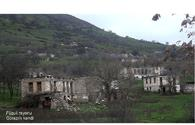 "Azerbaijan shows footage from Fuzuli's Gorazilly village <span class=""color_red"">[VIDEO]</span>"