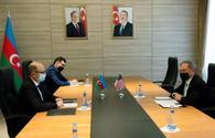 U.S. interested in reconstruction of Azerbaijan's liberated lands