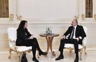 """Ilham Aliyev: Negotiations underway to open communications in post-war period <span class=""""color_red"""">[UPDATE]</span>"""