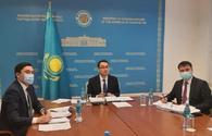 Kazakhstan and Canada foreign ministries hold political consultations