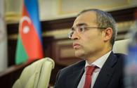Azerbaijan's Economy Minister names strategic goals of Entrepreneurship Dev't Fund for 2021-2023