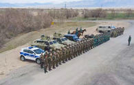 "Nakhchivan garrison troops hold tactical drills <span class=""color_red"">[PHOTO/VIDEO]</span>"
