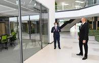 "President Aliyev inaugurates new DOST Centre in Baku <span class=""color_red"">[UPDATE]</span>"
