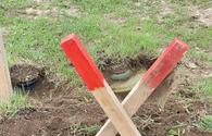 Azerbaijan publishes latest data on mine clearance work carried out in liberated lands