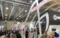 Azerbaijani products presented at MosBuild int'l expo in Moscow