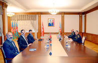Azerbaijan, Turkey mull prospects of military cooperation