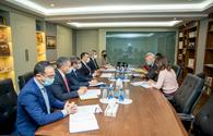 "Azerbaijan, World Bank mull bilateral cooperation <span class=""color_red"">[PHOTO]</span>"