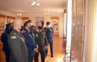 """Pakistani military delegation visits Azerbaijan's military educational institutions <span class=""""color_red"""">[PHOTO/VIDEO]</span>"""