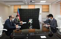 Azerbaijan, Pakistan mull cooperation in SMBs