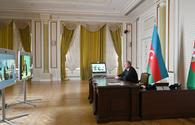 "President Aliyev, WHO director-general mull fight against coronavirus, new vaccines <span class=""color_red"">[PHOTO]</span>"