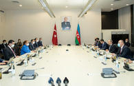 "Azerbaijan, Turkey discuss further cooperation <span class=""color_red"">[PHOTO]</span>"