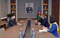 "Azerbaijani FM receives Italian ambassador <span class=""color_red"">[PHOTO]</span>"