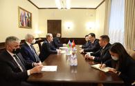"Azerbaijani, Kyrgyz FMs exchange views on expanding and deepening existing bilateral ties <span class=""color_red"">[PHOTO]</span>"