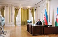 """President urges close analysis of water resources in Azerbaijan, including Karabakh <span class=""""color_red"""">[UPDATE]</span>"""