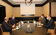 Azerbaijani, Turkish business officials discuss future projects