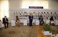 "Book about Nizami Ganjavi presented in Baku <span class=""color_red"">[PHOTO]</span>"