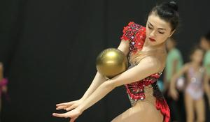 National team to perform at FIG Rhythmic Gymnastics World Cup