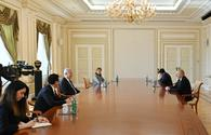 """Azerbaijan seeks active post-war cooperation with UN <span class=""""color_red"""">[UPDATE]</span>"""