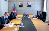 Azerbaijan, Croatia eye energy cooperation prospects
