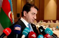"""Briefing of Turkic Council's high-ranking media officials held in Baku <span class=""""color_red"""">[VIDEO]</span>"""