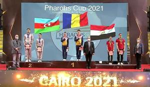 """National gymnastics team captures silver in Egypt <span class=""""color_red"""">[PHOTO]</span>"""