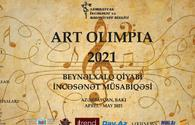 Baku to host Olimpia-2021 Art Contest
