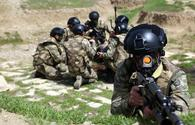 Army peacekeeping units start drills