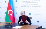 "Azerbaijan, IFC sign MoU on offshore wind energy resources <span class=""color_red"">[PHOTO]</span>"