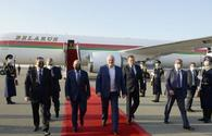 "President of Belarus pays working visit to Azerbaijan <span class=""color_red"">[PHOTO]</span>"
