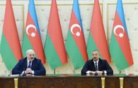 "Aliyev: Azerbaijan focused on confidence-building measures, joint regional projects <span class=""color_red"">[UPDATE]</span>"