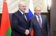 Russian, Belarus presidents discuss situation in Karabakh via phone