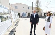 "President Aliyev launches renovation work in Baku's Pirshaghi <span class=""color_red"">[UPDATE]</span>"