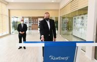 "President Aliyev inaugurates newly-renovated substations in Baku <span class=""color_red"">[UPDATE]</span>"