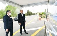 """President Aliyev inaugurates new agcriculture projects in Hajigabul <span class=""""color_red"""">[UPDATE]</span>"""