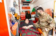 "YASHAT Foundation sends more war veterans to Turkey for treatment <span class=""color_red"">[PHOTO]</span>"