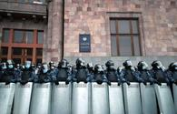 Armenian opposition activists detained in Yerevan