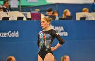Azerbaijani gymnast reaches final of European Championship