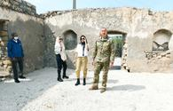 "President Aliyev: Great return to liberated lands started <span class=""color_red"">[UPDATE]</span>"