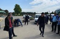 "Group of journalists begin visit to Zangilan, Gubadly <span class=""color_red"">[PHOTO]</span>"