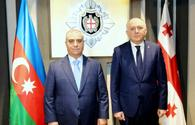 Azerbaijani, Georgian security officials mull cooperation