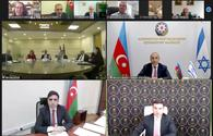 "Activity of trade, tourism reps to serve development of Azerbaijan-Israel economic, trade ties - minister <span class=""color_red"">[PHOTO]</span>"