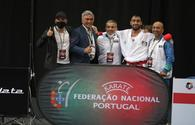 National karate fighters claim medals in Lisbon