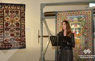 "Carpet Weavers' Day marked in Baku <span class=""color_red"">[PHOTO]</span>"