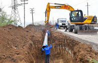 Shusha to have new main water pipeline