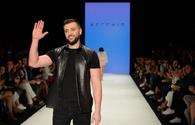 Rufat Ismayil designs Efendi's Eurovision outfit