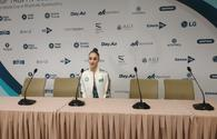 Kazakh gymnast shares impressions of Rhythmic Gymnastics World Cup taking place in Baku
