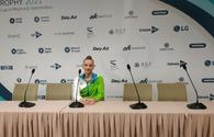 Competitions in Baku always held at highest level - Slovenian gymnast