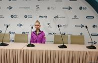 Baku city always warmly welcoming - Ukrainian gymnast