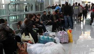 Number of Armenian population falling down